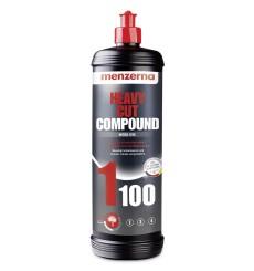 MENZERNA Heavy Cut Compound 1100 (FG500) 1kg + MIKROFIBRA GRATIS