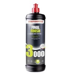 MENZERNA Final Finish FF3000 1Litr + MIKROFIBRA GRATIS