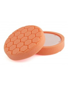 FLEXIPADS 150mm PRO-DETAIL ORANGE Medium Heavy Cutting Pad