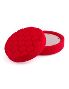 FLEXIPADS 150mm PRO-DETAIL RED Ultra Fine Finishing Pad