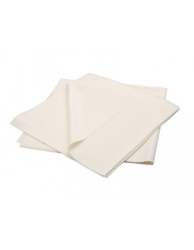 FLEXIPADS PRO-GLASS WHITE Super Silk Towels (2szt)