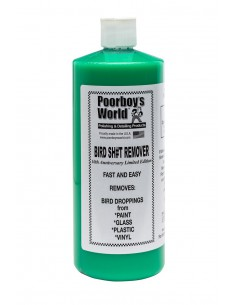 POORBOY'S WORLD Bird Sheet Remover 473ml