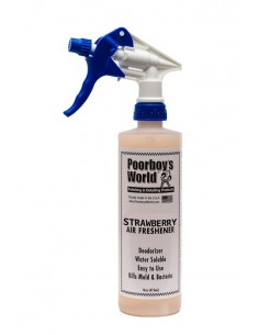 POORBOY'S WORLD Air Freshener - Strawberry 473ml