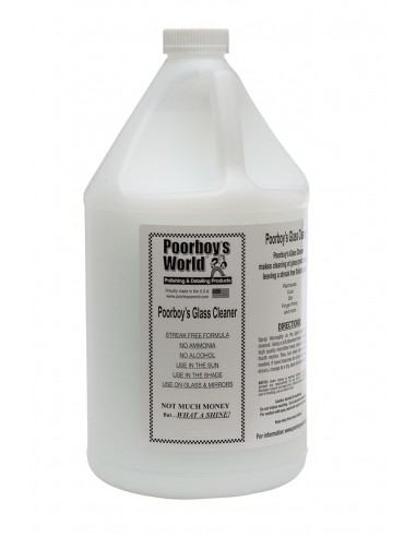 POORBOY'S WORLD Glass Cleaner 946ml