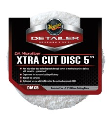 MEGUIAR'S DA Microfiber Xtra Cut Disc