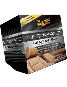 MEGUIAR'S Ultimate Leather Balm 160g