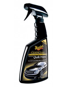 MEGUIAR'S Gold Class Premium Quick Wax 473 ml