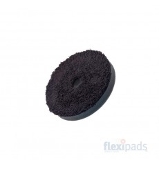 FLEXIPADS 125mm DA BLACK Microfibre FINISHING Disc