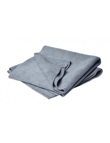 """FLEXIPADS Ręcznik z mikrofibry """"Seamless"""" Niebieski 40x40cm 2 szt."""