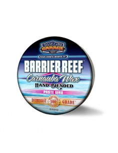 SURF CITY GARAGE Barrier Reef Carnauba Paste Wax 340g + aplikator + mikrofibra