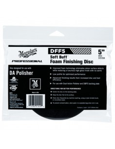 "MEGUIAR'S DA Foam Finishing Disc 5"" 150mm"
