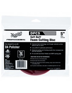 MEGUIAR'S DA Foam Cutting Disc 5″ 150mm