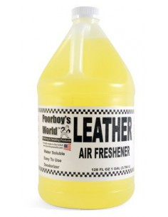 POORBOY'S WORLD Air Freshener - Leather 3784 ml