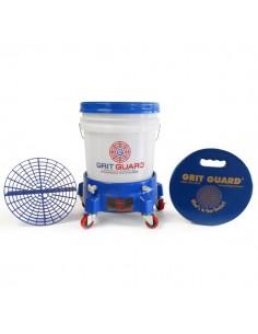 GRIT GUARD Complete Washing System - Niebieski
