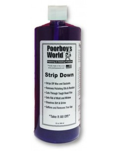 POORBOY?S WORLD Spray and Rinse Wheel Cleaner  w/ Sprayer
