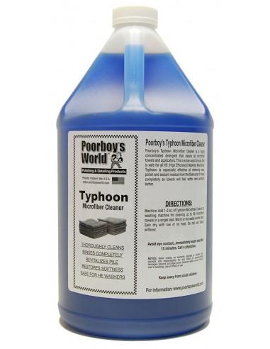 POORBOY'S WORLD Typhoon Microfiber Cleaner 3784 ml