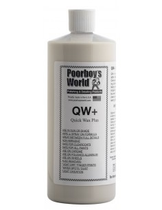 POORBOY'S WORLD Quick Wax Plus QW+