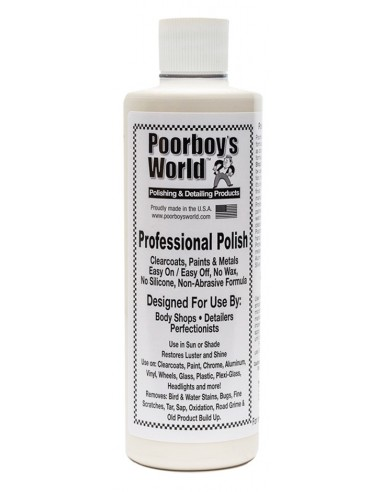 POORBOY?S WORLD Professional Polish