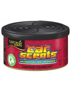 CALIFORNIA CAR SCENTS - Concord Cranberry