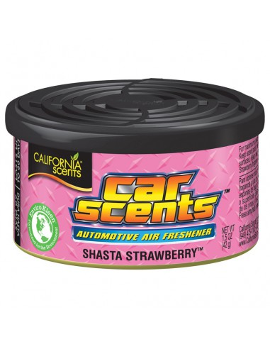 CALIFORNIA CAR SCENTS - Shasta Strawberry