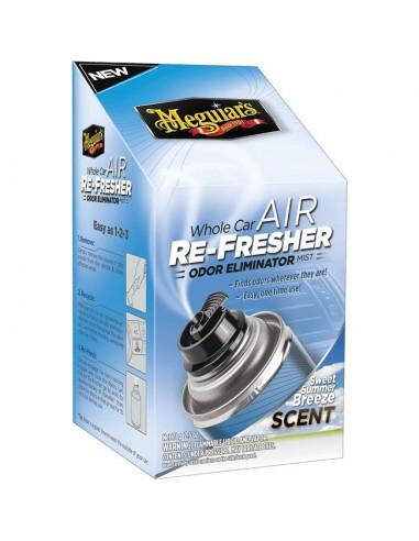 MEGUIAR'S Whole Car Air Re-fresher (New Car Scent)