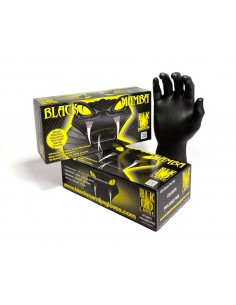 BLACK MAMBA Nitrile Gloves...