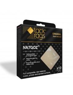"""TACK RAGS """"NATGOZ"""" 50 x..."""