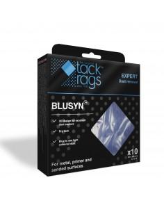 "TACK RAGS ""BLUSYN"" 22 x..."