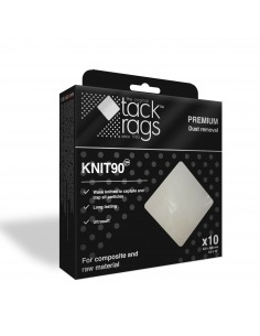 """TACK RAGS """"KNIT90"""" 22 x..."""