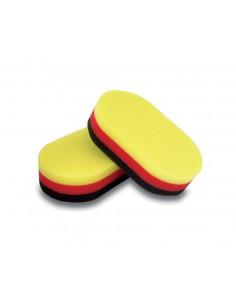 FLEXIPADS Ręczny aplikator 3-kolorowy dwustronny