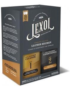 LEXOL Leather Care KIT 2 x...