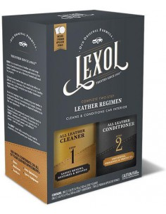 LEXOL Leather Care KIT 2x...
