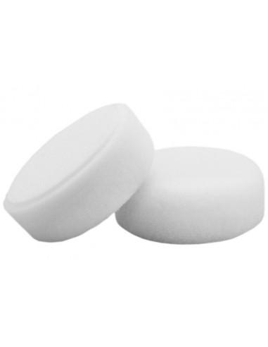 FLEXIPADS 80mm gąbka polerska biała - twarda /styl Menzerna