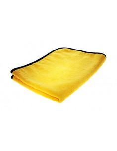 COBRA Gold Plush Microfiber Towel - żółta / 40cm x 60cm
