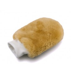 FLEXIPADS Merino Super Soft Lambskin Wash Mitt