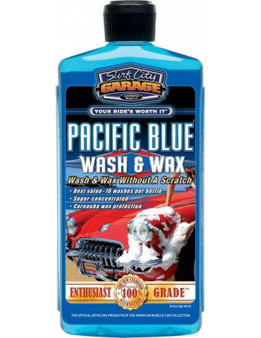 SURF CITY GARAGE Pacific Blue Wash & Wax 473ml