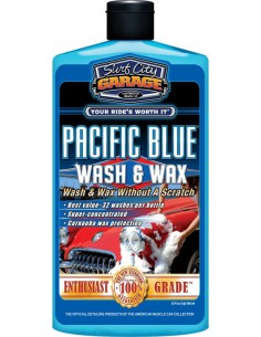 SURF CITY GARAGE Pacific Blue Wash & Wax 946ml
