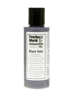 POORBOY'S WORLD Black Hole Show Glaze - Tester 113ml