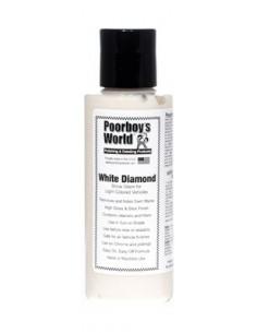 POORBOY'S WORLD White Diamond Show Glaze - Tester 118ml