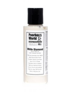 POORBOY'S WORLD White Diamond Show Glaze - Tester 118ml