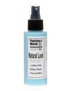 POORBOY'S WORLD Natural Look Dressing - Tester 118ml