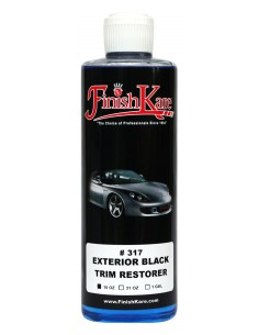 FINISH KARE 317 Exterior Black Trim Restorer 444ml