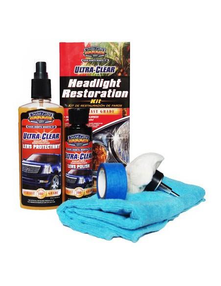 SURF CITY GARAGE Ultra-Clear Headlight Restoration Kit