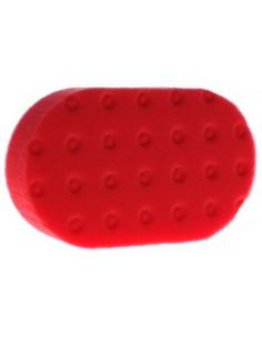 Red Ultra Soft CCS Euro Hand Applicator Pad ? Czerwony