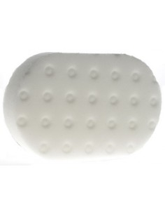 White Polishing CCS Euro Hand Applicator Pad ? Biały