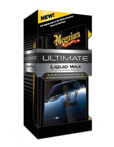 MEGUIAR'S Ultimate Liquid Wax 473ml
