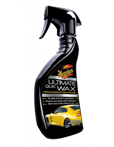 MEGUIAR'S Ultimate Quik Wax 473ml
