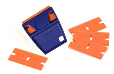 EZ-GRIP Plastic Razor Blades
